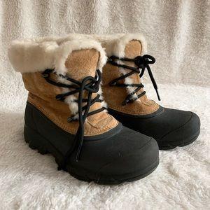 Sorel • Snow Bird Winter Fur Lined Short Boots